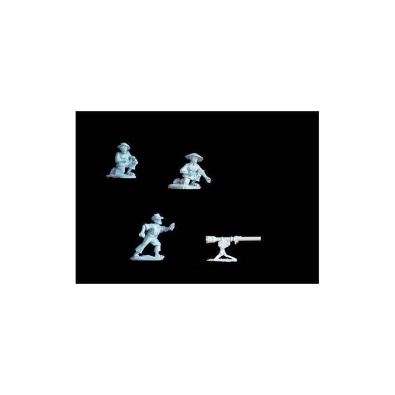 NAM015 - armes de soutien viet-cong