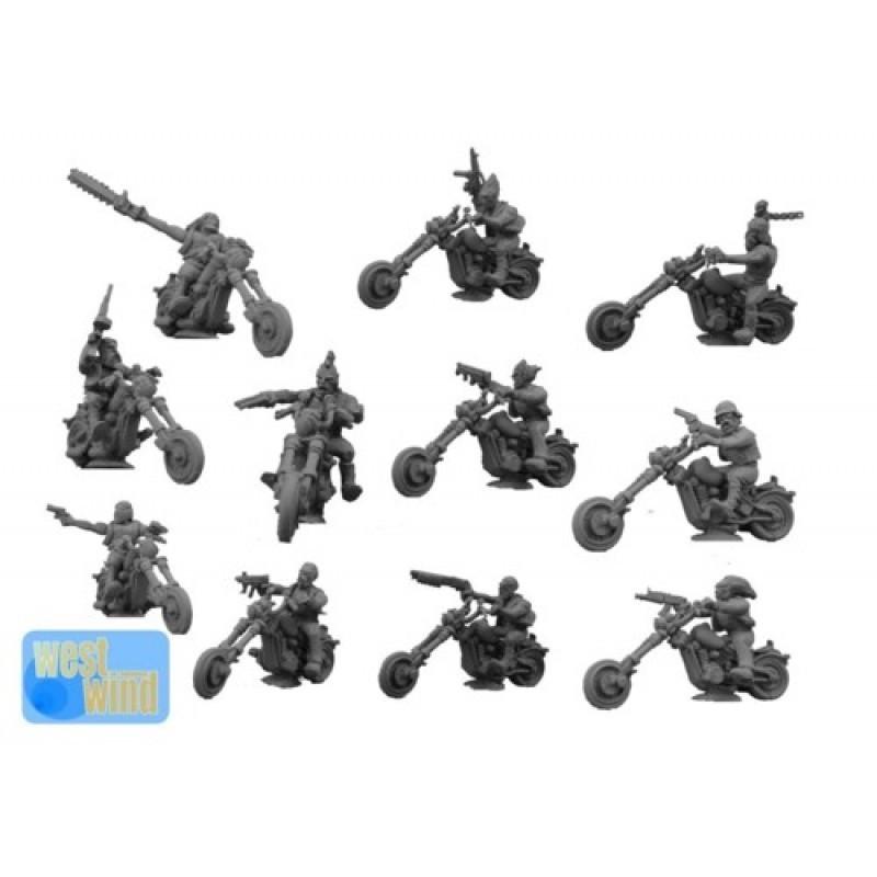 GRK015 - Gang de motards