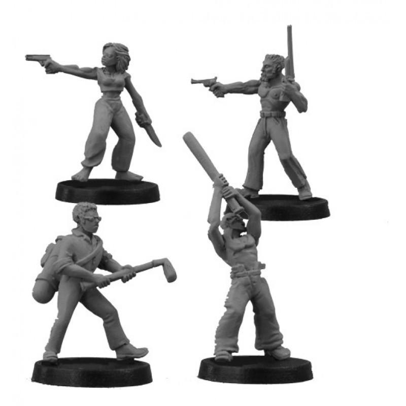 GRK016 - Chasseurs de zombies
