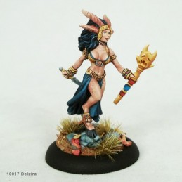 BM10017 Delzira princesse démone