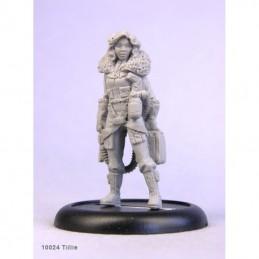 BM10024 Tillie Pilote de combat