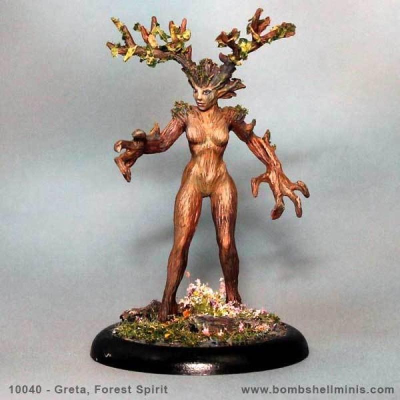 BM10040 Greta l'esprit de la forêt