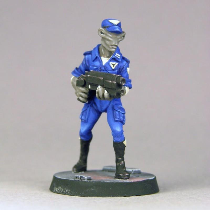 BM36006 Officier de sécurité alanti pyswan