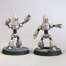 BM36009 Robots hostiles