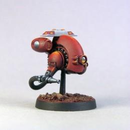 BM36010 Robot pompier