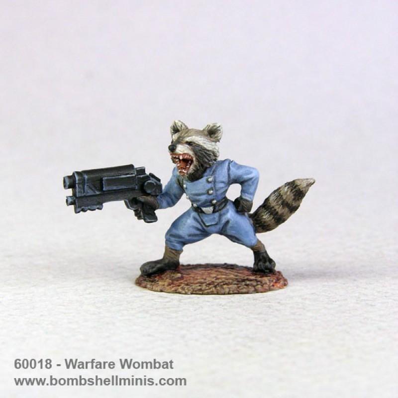 BM60018 Warfare Wombat