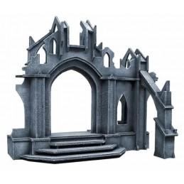 Ruines impériales - Entrée