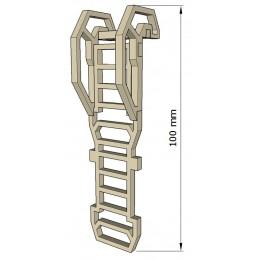 Set échelles mixtes