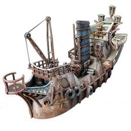 Cargo à vapeur