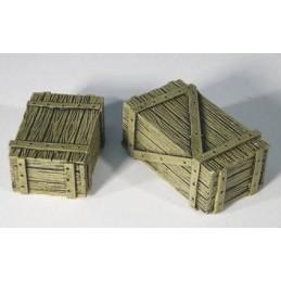 2 grosses caisses