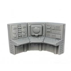 Panneaux/consoles de contrôles