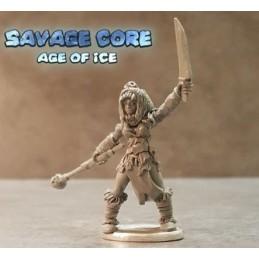 L'âge des glaces Guérisseuse/chamanesse des Néandertaliens