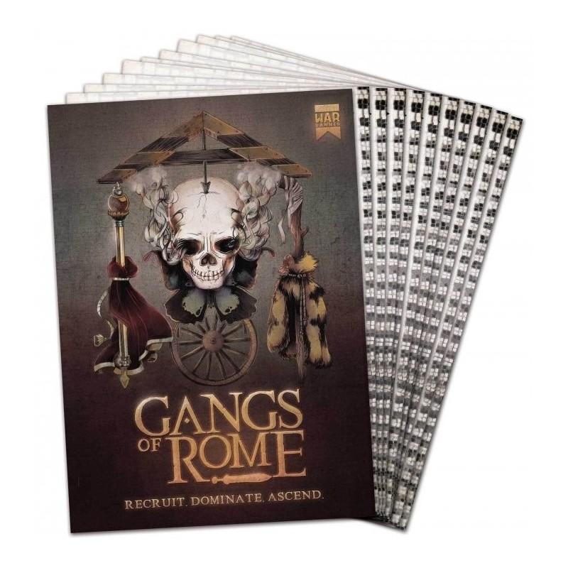 "Livre de règles ""Gangs of Rome"""