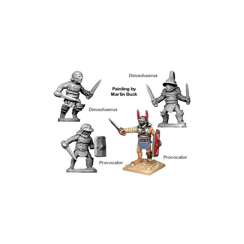 ANG006 - Provocatores & Dimachaeri