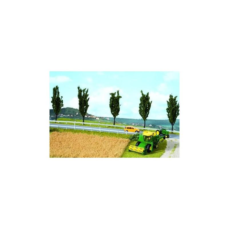 7421 champ de blé (22cm x 20cm) + 10 touffes d'herbes
