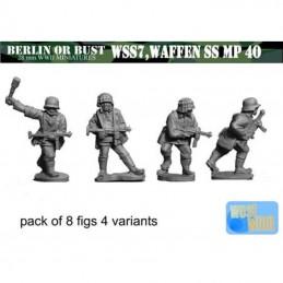 WSS07 Infanterie avec schmeisser