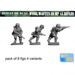 WSS08 Infanterie avec fusils