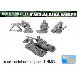 WAF03 Mitrailleuse légère et lourde MG42