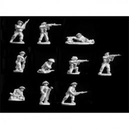 44WGB02 - Infanterie attaquant