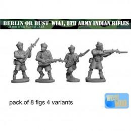 WIA01 - Fusiliers indiens en shorts et turbans