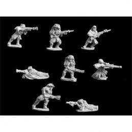 WJAP08 - Snipers et combattants de la jungle