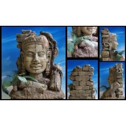 Ruines de temple Khmer