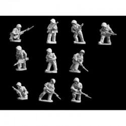 WUSMC02 - Infanterie avançant