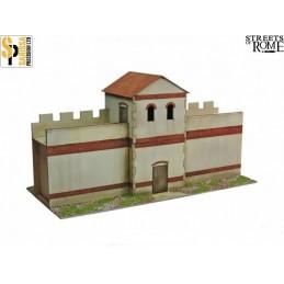 T011 - Tour du mur de la ville
