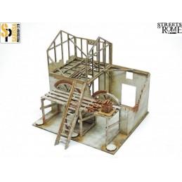 T016 - Maison en construction