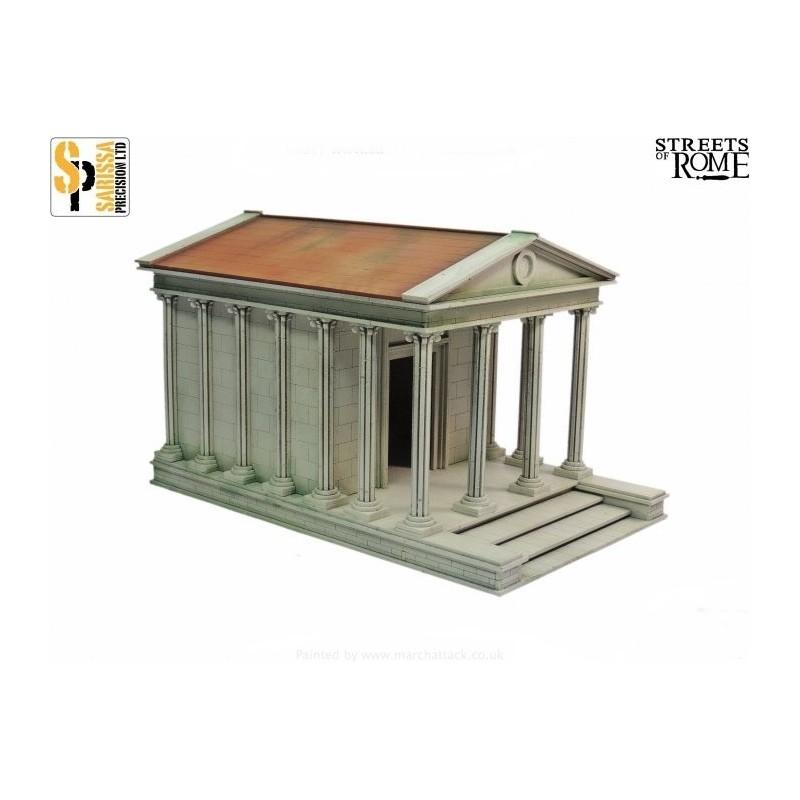 T019 - Temple