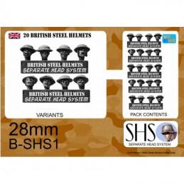 B-SHS1 - Infanterie en casque
