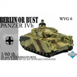 WVG06 - PzKpfw IV H avec plaques de protection