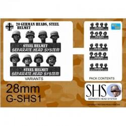 G-SHS1 - Infanterie en casque