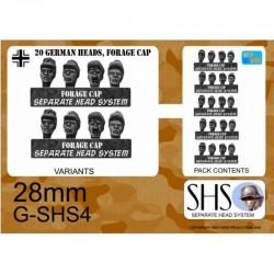 G-SHS4 - Infanterie en casquettes