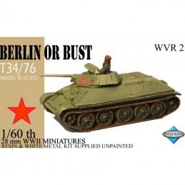 WVR02 - T34/76 Model 41/42 STZ (avec tourelle blindée)