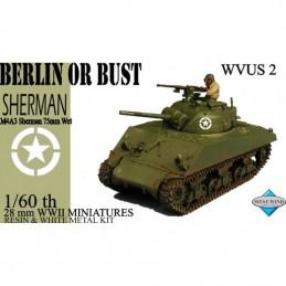WVUS02 - US M4A3 Sherman 75MM WET