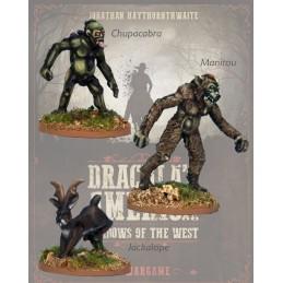 DRAC119 Créatures démoniaques