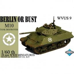WVUS09 - Chasseur de chars M10