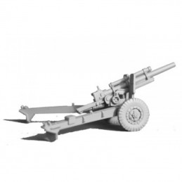 WVUS12 - Obusier de campagne de 105mm avec servants
