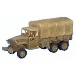 WVUS15 - Camion GMC 2.1/2 TON  6 X 6 avec bâche