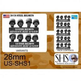 US-SHS1 - Infanterie en casque