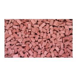 24029 Briques rouge foncé