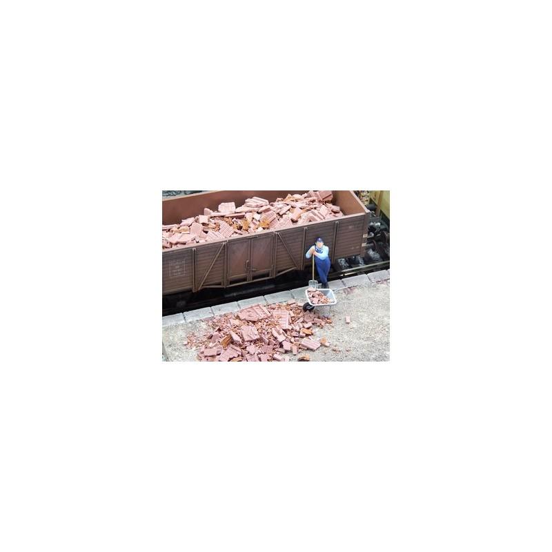 24135 Débris de construction