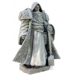 Statue de paladin