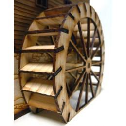Roue pour moulin