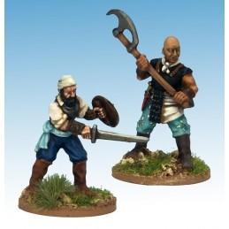 FGA304 - Pirate et mercenaire