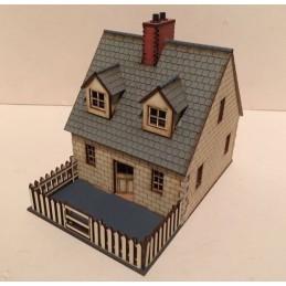 Maison avec cour