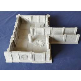 1000C Set de murs pour donjon