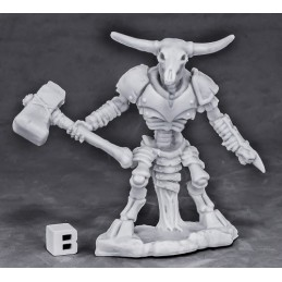 77559 Minotaure squelette