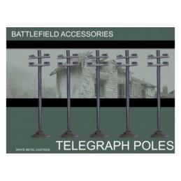 BAW05 - Poteaux télégraphiques/téléphoniques